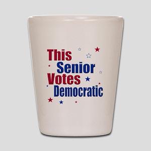 seniorvotes cp Shot Glass