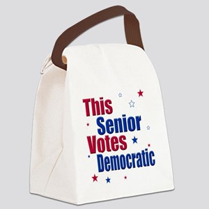 seniorvotes cp Canvas Lunch Bag