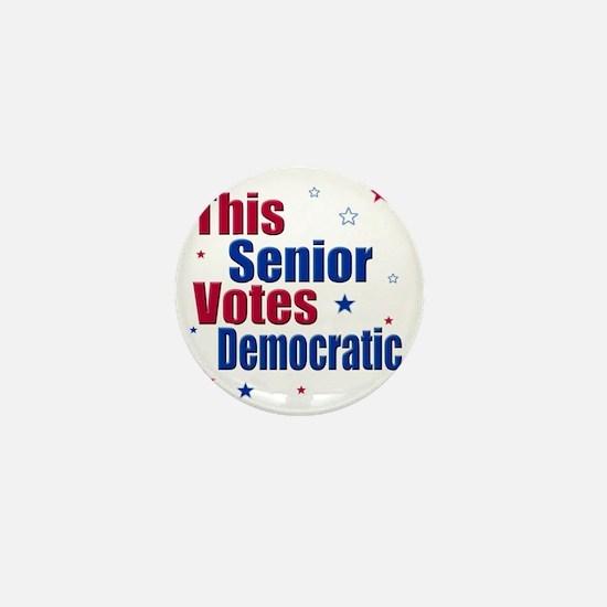 seniorvotes cp Mini Button