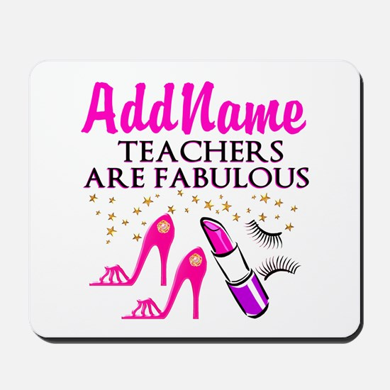 CUSTOMIZE TEACHER Mousepad