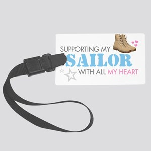 supporting4 Large Luggage Tag