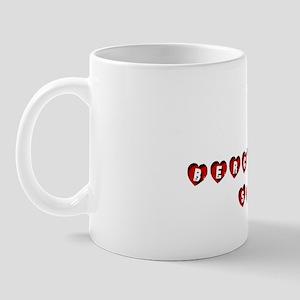 BERGER BLANC SUISSE Mug