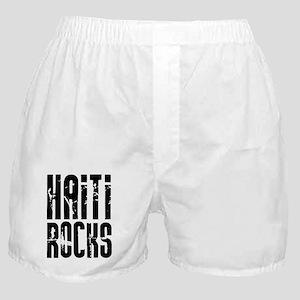 Haiti Rocks Boxer Shorts