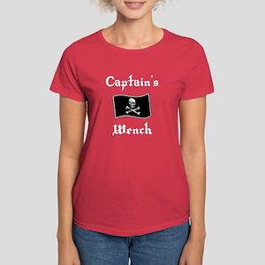 Captain's Wench Women's Dark T-Shirt
