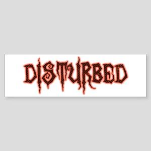Disturbed Bumper Sticker