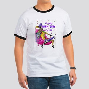 Happy Mardi Gras Y'all - Jester T-Shirt