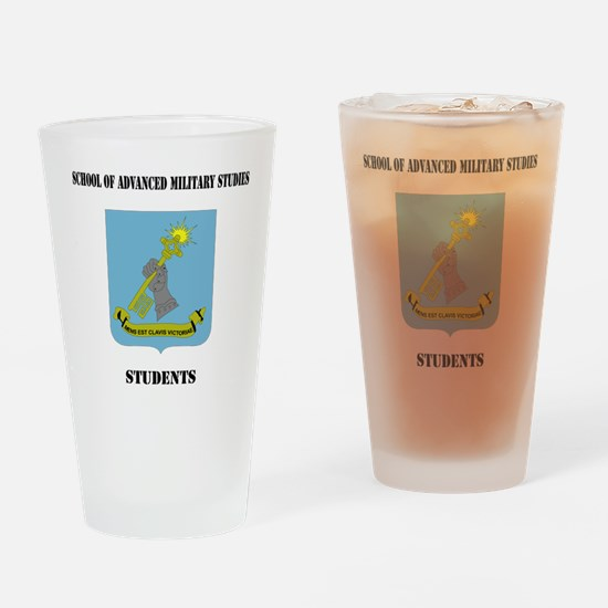 DUI-SAMS-STUDENTSTXT Drinking Glass