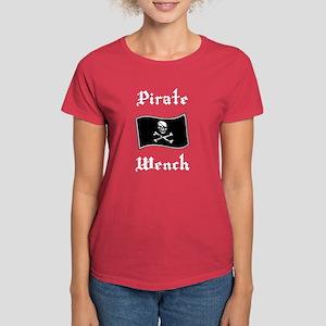 Pirate Wench Women's Dark T-Shirt