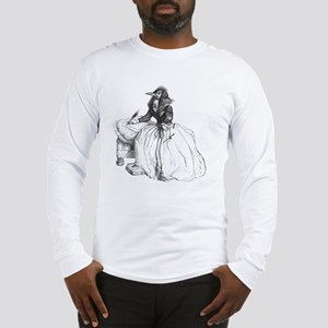 Bird Lady Long Sleeve T-Shirt