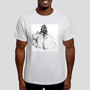 Bird Lady Light T-Shirt