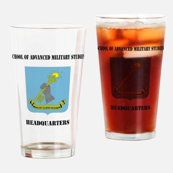 DUI-SAMS-HQ-TXT Drinking Glass