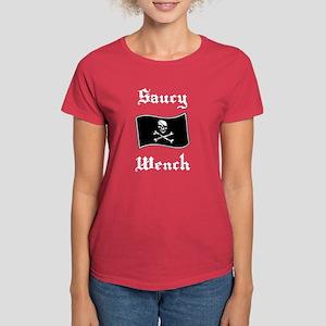 Saucy Wench Women's Dark T-Shirt