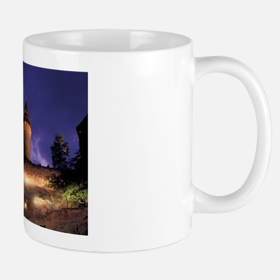 Germany, Nuremberg. Imperial Castle Mug