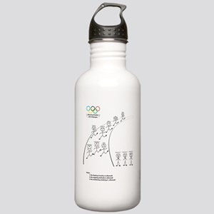 Electrical Outlets Oly Stainless Water Bottle 1.0L