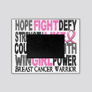 - Fight Like A Girl Breast Cancer 23 Picture Frame