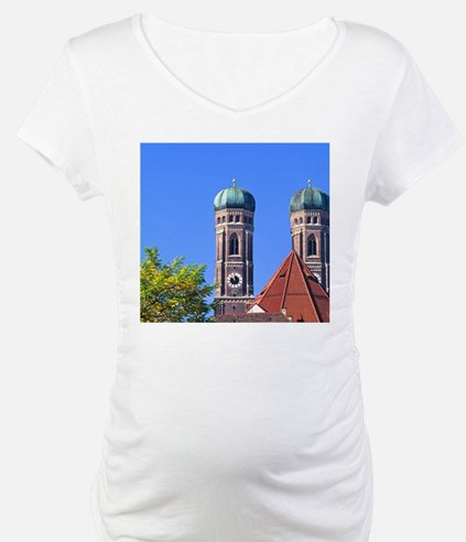 Abstract of Famous Frauenkirche  Shirt