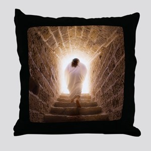 9.25x7.75_mousepad_JCresurrect Throw Pillow