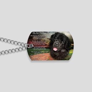 godmadedogs(laptop) Dog Tags
