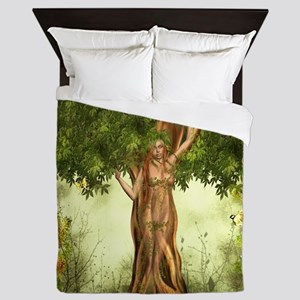 Mother Earth Queen Duvet