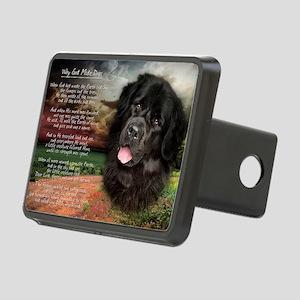godmadedogs(carmag) Rectangular Hitch Cover