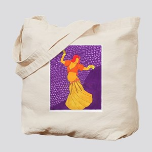 Mother Dance Tote Bag