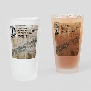 Specimen 3326 Drinking Glass