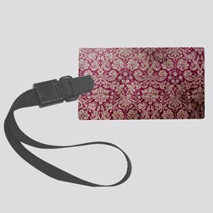 vintage1 clutch Large Luggage Tag