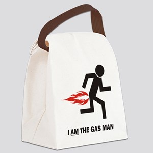 GAS MAN Canvas Lunch Bag