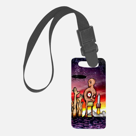 Lift Off Luggage Tag