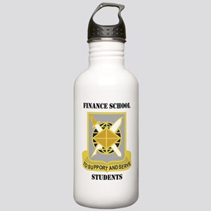Finance-School-Student Stainless Water Bottle 1.0L