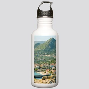Ile Rousse. Seen from  Stainless Water Bottle 1.0L