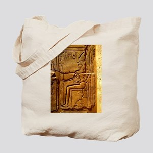 Relief of Pharaoh Tote Bag