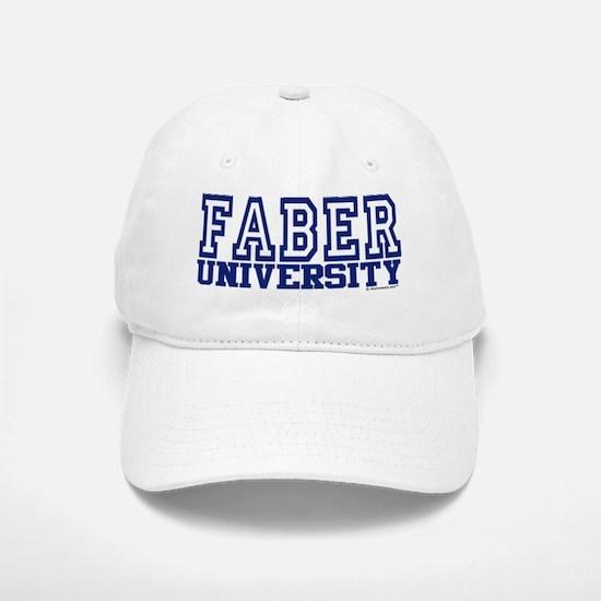 FABER University Baseball Baseball Cap