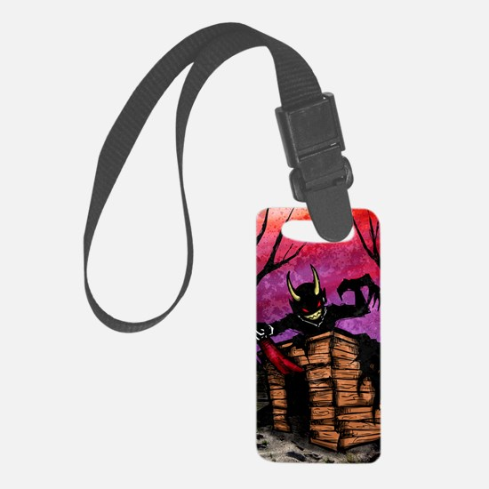 The Shack Luggage Tag