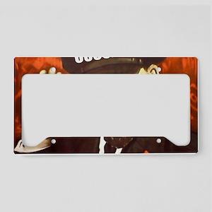lenin_occupy License Plate Holder
