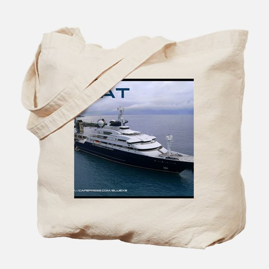 boat cover Tote Bag