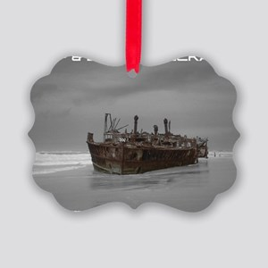 wreckage cover Picture Ornament
