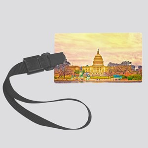 baner Large Luggage Tag