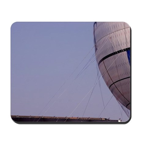 DIE WELT (the world) balloon of the Air Mousepad