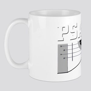 psaltery musician or bowed psaltery pla Mug