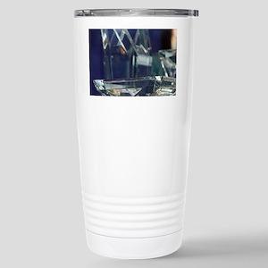 Crystal Vase Stainless Steel Travel Mug