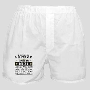 PREMIUM VINTAGE 1971 Boxer Shorts
