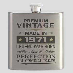 PREMIUM VINTAGE 1971 Flask