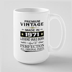 PREMIUM VINTAGE 1971 Mugs
