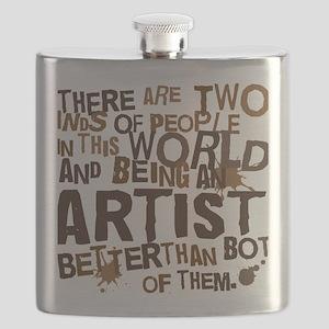 artist_brown Flask