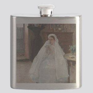 Georg Vilhelm Pauli (Swedish, 1855-1935) Fra Flask