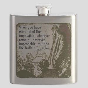 sherlockquote_truthwhite Flask