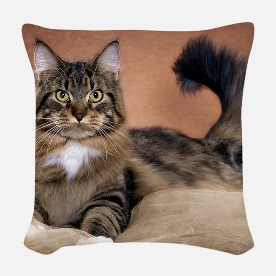 _DSC8422 Woven Throw Pillow