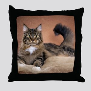_DSC8422 Throw Pillow
