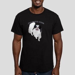 Dragon-BlackLet Men's Fitted T-Shirt (dark)